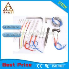 heat exchanger cartridge heating element