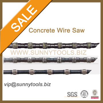 Diamond Wire Saw for Stone, Concrete Cutting (SN-11)