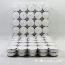Candela Tealight Candle Bags 100 Pack Tins Candle