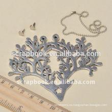 Metal colgante de pared de metal por mayor de decoración/hermoso ciervo