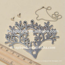Оптовые продажи металла стены декор/прекрасный олень металл кулон