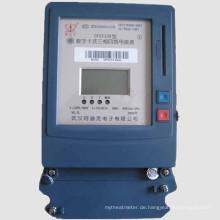 Dreiphasige elektronische Energie / Kwh / Power Meter mit elektrischem Relais