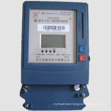 Three Phase Electronic Energy/Kwh/ Power Meter with Electrical Relay
