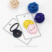 ICHECKEY Cute bird shape patent design 360 rotation phone holder finger ring holder mobile phone ring stand for iPhone 8/X