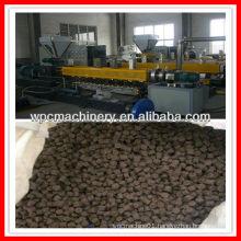 WPC PE Pellet making production line