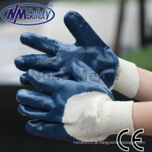 Proteção de luvas NMSAFETY / luva de trabalho de campo de petróleo