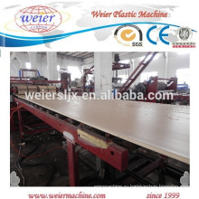 350 кг выход WPC ПВХ вспененный линия мебель