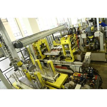 Automatische Schneckenmaschine für Trommellinie 80