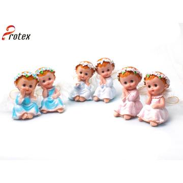 Décoration de Noël Polyresin Babies