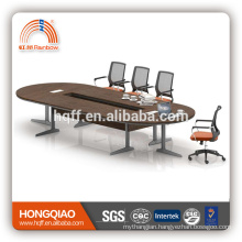 (MFC)HT-25-43 modern conference table stainless steel frame for 4.3M conference tables for sale