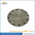 Encaixe de flange cego de alumínio 1060 JIS RF