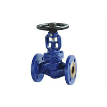 The Bellow Seal Globe Valve