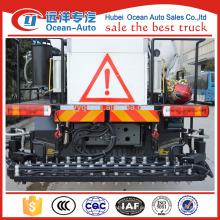 Howo 4x2 Bitumen Verteiler LKW, Bitumen Sprayer Truck in Asphalt Fahrbahn Wartung LKW