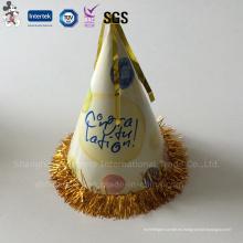 Casquillo caliente de la decoración de la fiesta de cumpleaños