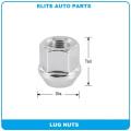 Wheel Lug Nuts for Car