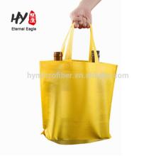 Толстые несущие сильный Non сплетенная хозяйственная сумка