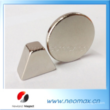 Speaker Neodymium Disk Magnet For Transducer