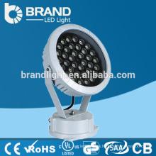 IP67 36W DMX512 luz al aire libre del jardín LED, luz al aire libre del RGB LED
