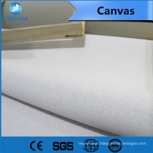 Promotion Fine Art Reproduction 240gsm satin cotton canvas for Pigment Inks Printing