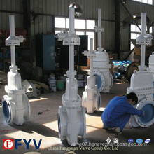 API6d Single Disc Flat Gate Valve