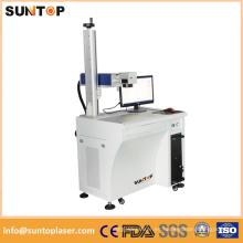 Máquina de láser de marcado profundo de aluminio / máquina de láser de profundidad de grabado de metal