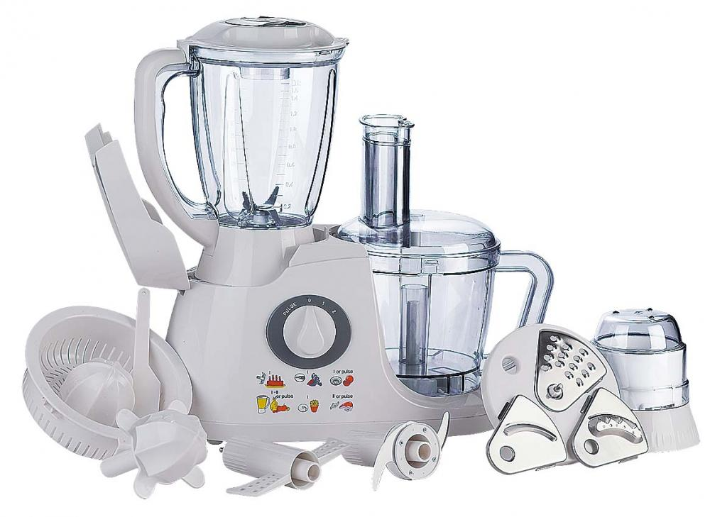Multi Functional 8 In 1 Food Processor