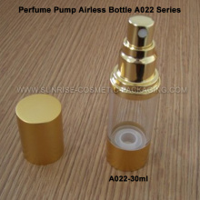 30ml Aluminum Base Perfume Pump Bottle