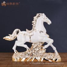China angepasst Pferd Harz Modell Kit Zahlen Ausstellung Souvenirs