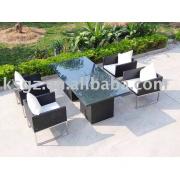 Aluminium Rattan furniture