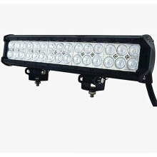 22.5 inch 126W Slim line work light bar for Offroad and truck double row work light bar for Vehicle DC 9-32V