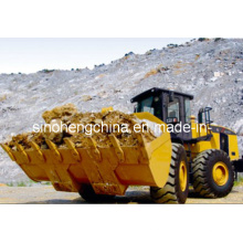 Liugong carregador de roda de equipamento de construção de 7 toneladas Clg877III