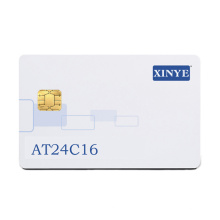 Contacto Tarjetas inteligentes IC SLE5528 Tarjeta con chip SLE5542