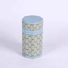 Многоугольной бумажной коробки упаковывая для чая