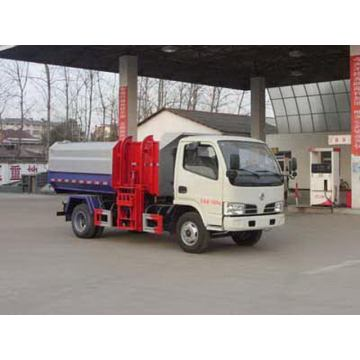 DFAC Self Loading And Unloading Truck Sampah