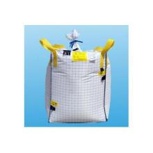 Sacos grandes FIBC condutivos para carbonato de bário