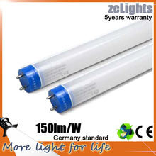 Eclairage industriel LED T8 LED Tube Lighting