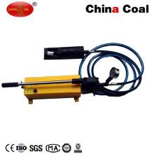Équipement portatif manuel de tension de corde d'ancre de mine de tendeur de câble