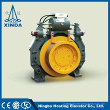 Máquina de Tração Gearless Elevador da Peça de Máquina Elétrica