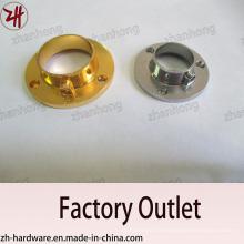 Accessoires de quincaillerie pour accessoires de tuyaux Support de tube et tube (ZH-8024)