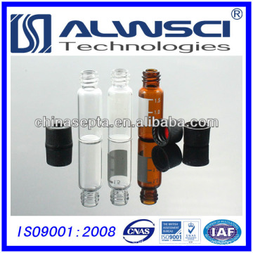 2016 HPLC Autosampler Glass Vial compatible with Shimadzu