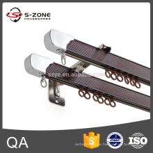 Pista deslizante de aluminio para uso pesado