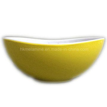 5inch Bicolor Melamine Dessert Bowl (BW7060)
