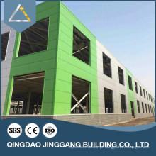 Estrutura de aço de baixo custo Prefab Warehouse Material