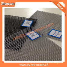 ISO9001 Shunyuan Anping fábrica Bullet Proof malha