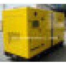 Gerador diesel do poder CUMMINS silencioso à espera da avaliação de 450kVA 360kw