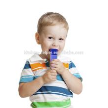 BPA Livre 2015 Novo Ice Popsicle Mold / Silicone Ice Pop Mold Set / novidade Silicone Moldes para sorvete
