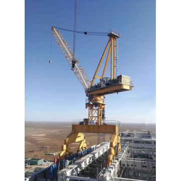 Heavy lifting equipment crane