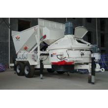 10m3 / h Mini-Mobil-Betonmischanlage zum Verkauf