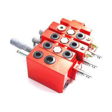 моноблочный гидравлический регулирующий клапан