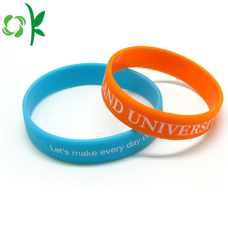 Deep Blue Silicone Bangles